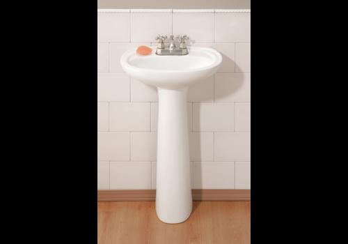 Cheviot Cheviot - Fiore - Pedestal Sink