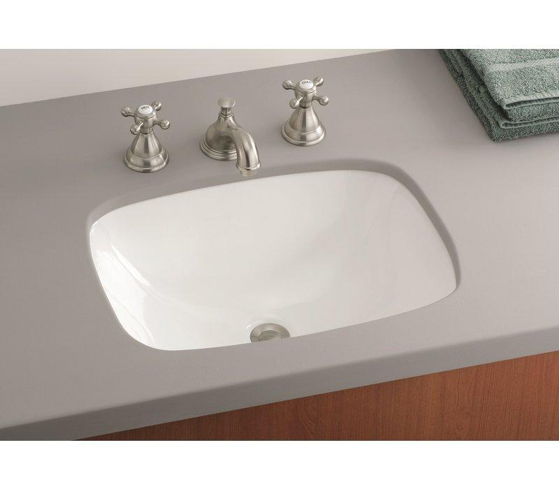 Cheviot - IBIZA Undermount Sink - 1116-WH