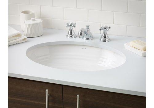 Cheviot Cheviot - SIENNA Undermount Sink - 1120-WH