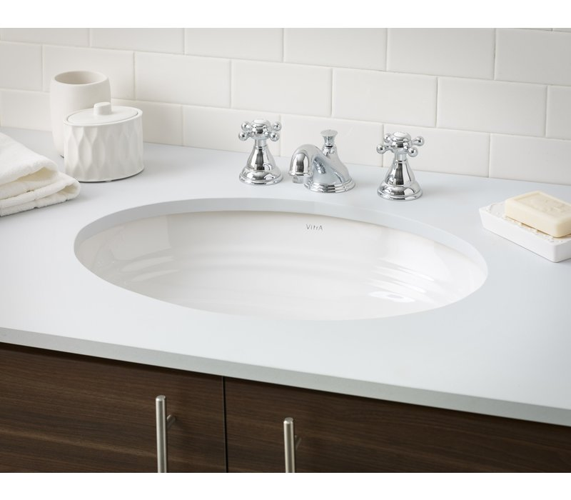 Cheviot - Sienna - Undermount sink