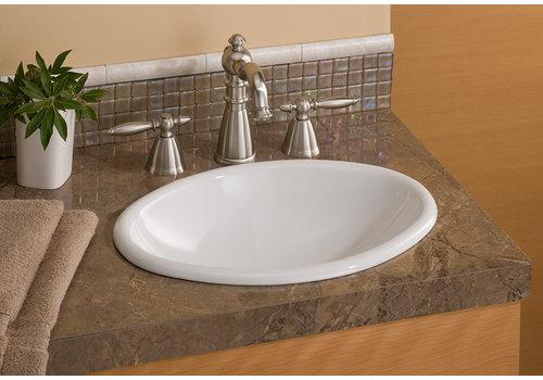 Cheviot Cheviot - Mini Oval - Drop-in sink