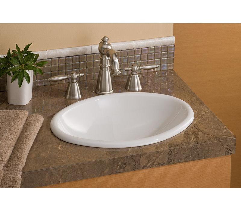Cheviot - Mini Oval - Drop-in sink