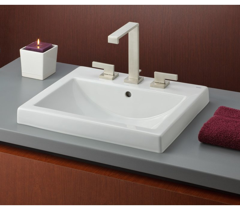 Cheviot - Camilla - Semi-recessed sink