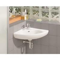 Cheviot - WALL MOUNT Corner Sink - 1350-WH-1