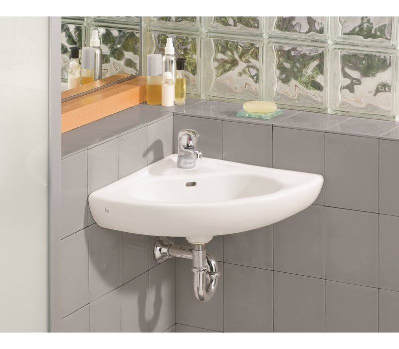Cheviot - Duncan - Wall-mount Corner Sink
