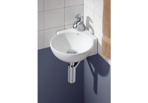 Cheviot Cheviot - Bora - Wall-mount Corner Sink