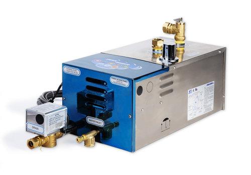 SteamSauna SteamSauna - Comamander Series Generator