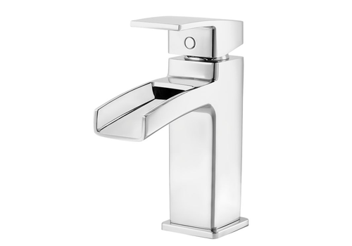Pfister Pfister - Kenzo - Single Hole Faucet - Chrome - GT42-DF0C