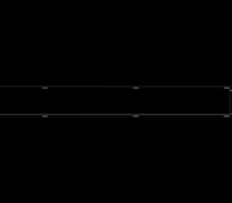 QuARTz Premium - Solid Black Glass Drain