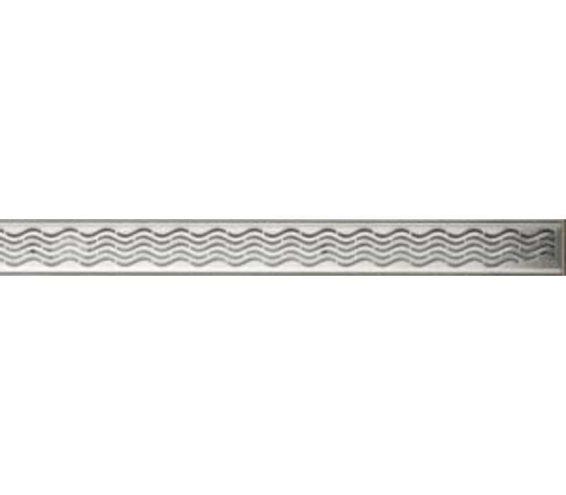 ACO - C Line - Wavy Linear Drain