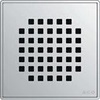 ACO ACO - QuARTz Point - Quadrato Square Shower Drain