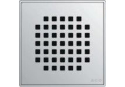 ACO ACO - QuARTz Point - Quadrato Square Shower Drain