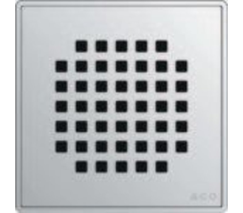 ACO - QuARTz Point - Quadrato Square Shower Drain