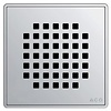 ACO ACO - Q Plus - Point Drain - Square