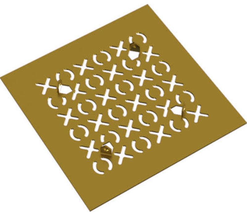 Rubinet - Square Drain - Squares