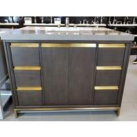 """Fairmont - Ambassador 48"""" W/ 2"""" thick Quartz top - Display"""