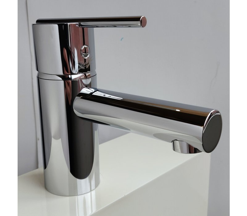 Zucchetti - Spin - Single Hole Faucet - Chrome - SP01X