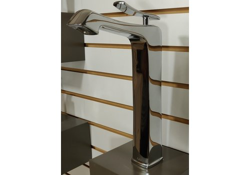 kalia Kalia - UMANI - Tall Single Hole Lavatory Faucet Chrome