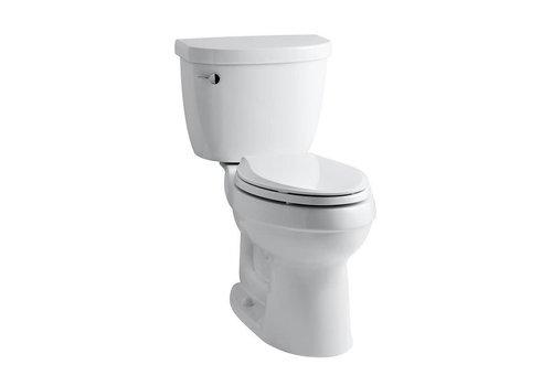 Kohler KOHLER - Cimarron 2Piece Comfort Height Toilet - K-4286-0 + K-4634-0