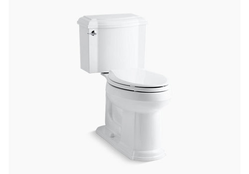 Kohler KOHLER - Devonshire 2-Piece Toilet WHITE K-4288-0 + K-4708-0
