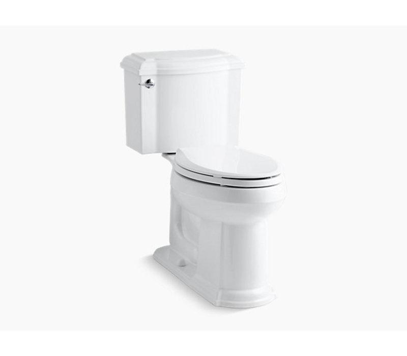 KOHLER - Devonshire 2-Piece Toilet WHITE