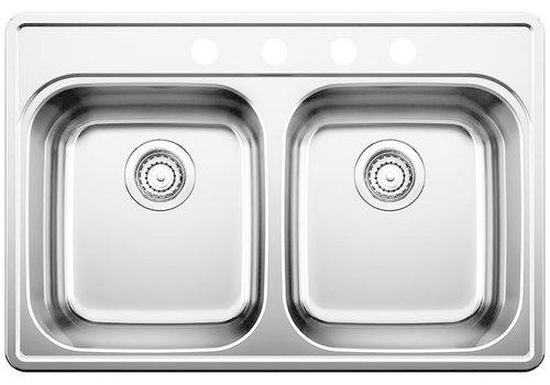 Blanco BLANCO - ESSENTIAL 2 - 4 - Holes