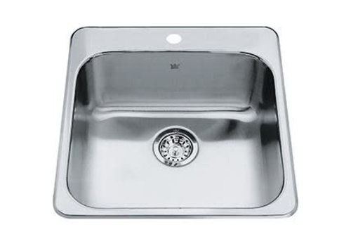 Kindred Kindred - Steel Queen - Laundry/Utility Series - QSL2020/10/1 - 20 Ga Stainless Steel