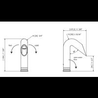 AquaBrass - Onlyone - Single hole faucet