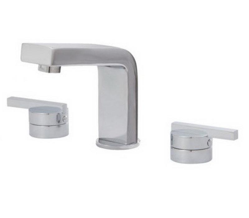 Aquabrass - Heyjoe widespread lavatory faucet knob hand