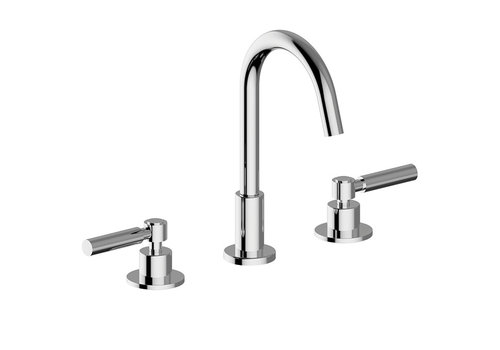 "Cabano Volero 8"" faucet Brushed Nickel"