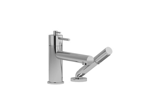 Riobel Riobel - GS - 2-Piece Deckmount Tub Filler - Chrome