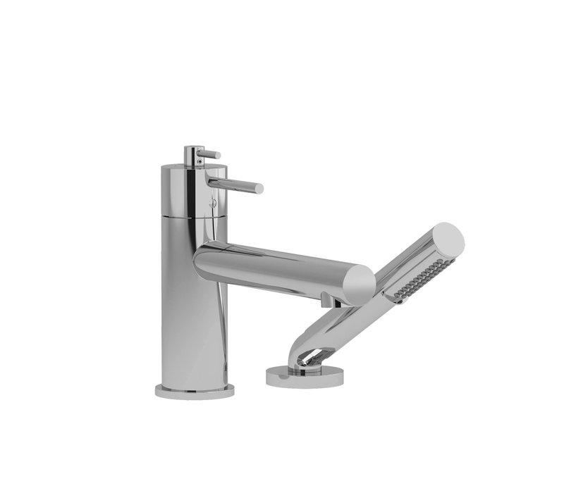 Riobel - GS - 2-Piece Deckmount Tub Filler - Chrome