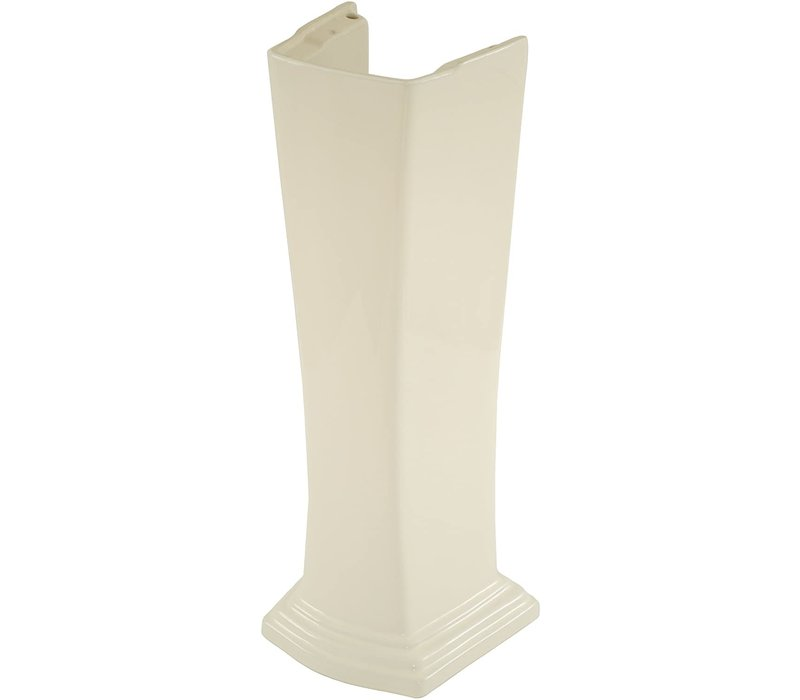 TOTO CLAYTON Sedona Beige Pedestal Leg