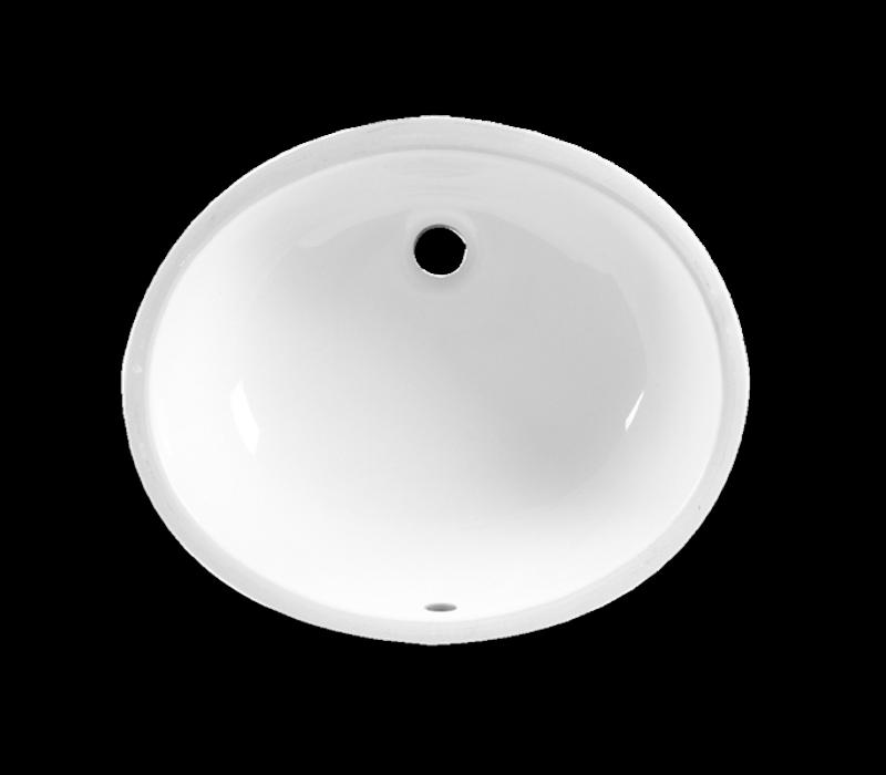 American Standard Ovalyn w/front O flow White