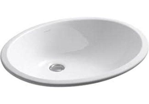 Kohler Kohler CAXTON Sink White