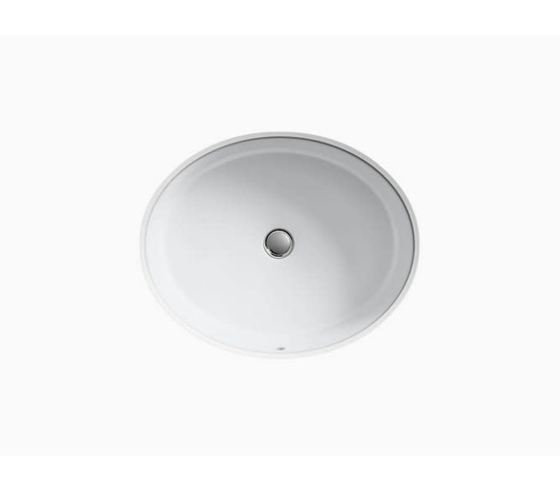 Kohler VERTICYL Sink White