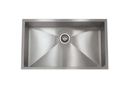LE Seven Elements of Sinks 16 Gauge stainless steel sink