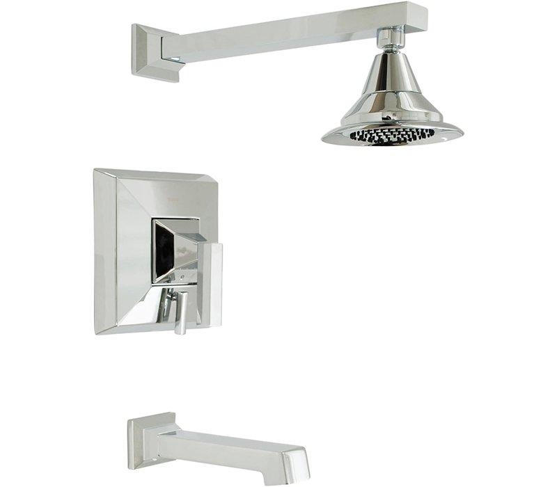 TOTO - Lloyd Shower and Bath Trim Polished Chrome