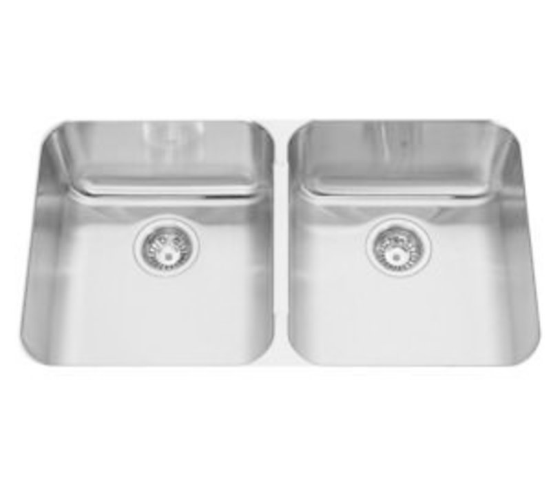KINDRED - STAINLESS STEEL SINKS - SINK - KITCHEN SPECIAL - QDUA1933-8
