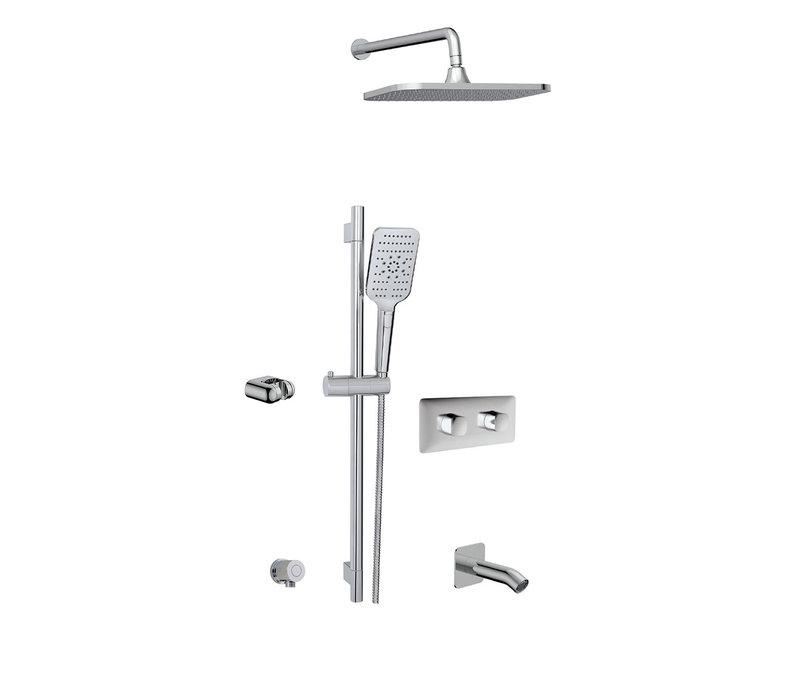 Aquabrass - INABOX - Shower Kit 2