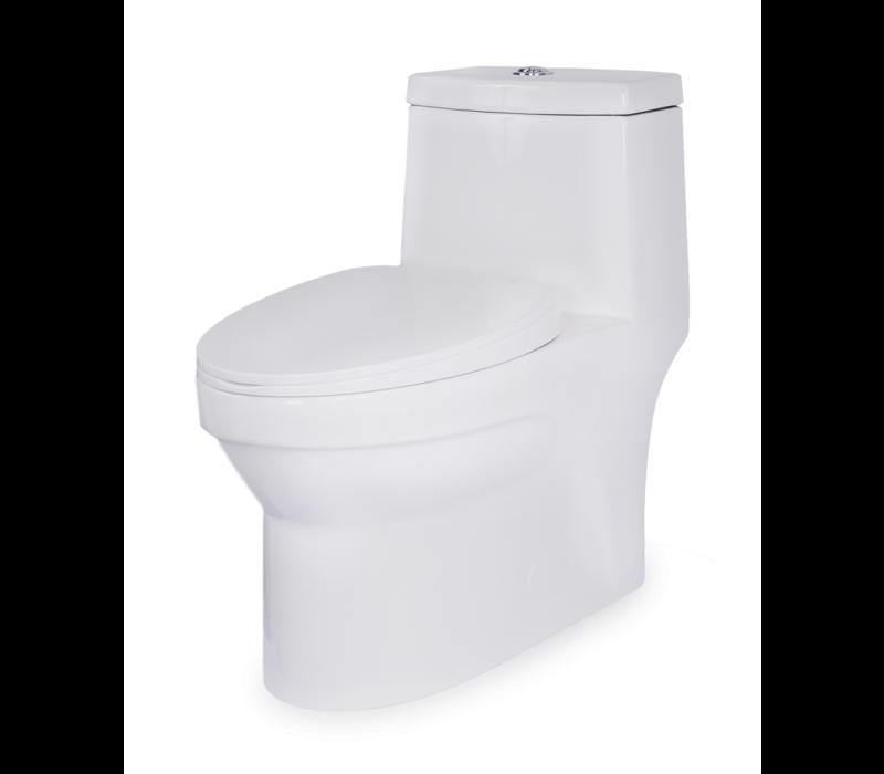 Kollezi - O-Novo - One Piece Toilet