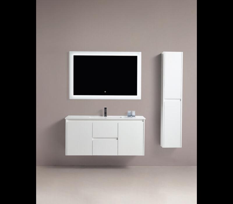 Bagno Italia - EURO-LINEN - Reversible Linen Cabinet