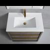 Bagno Italia Bagno Italia - CAMBRIDGE 30 - Vanity + Porcelain Top