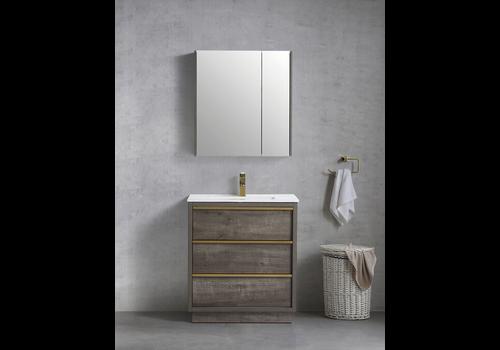 Bagno Italia Bagno Italia - CAMBRIDGE 36 - Vanity + Porcelain Top