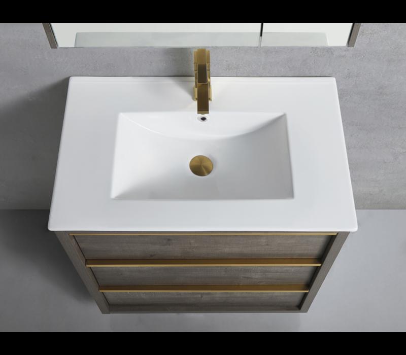 Bagno Italia - CAMBRIDGE 36 - Vanity + Porcelain Top