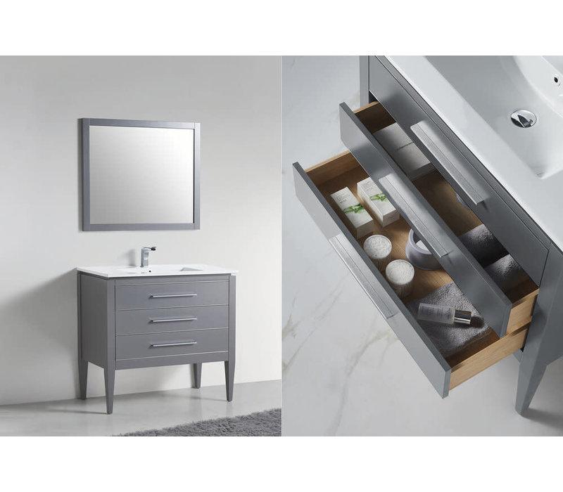 Bagno Italia - LONDON 30 - Vanity + Porcelain Top