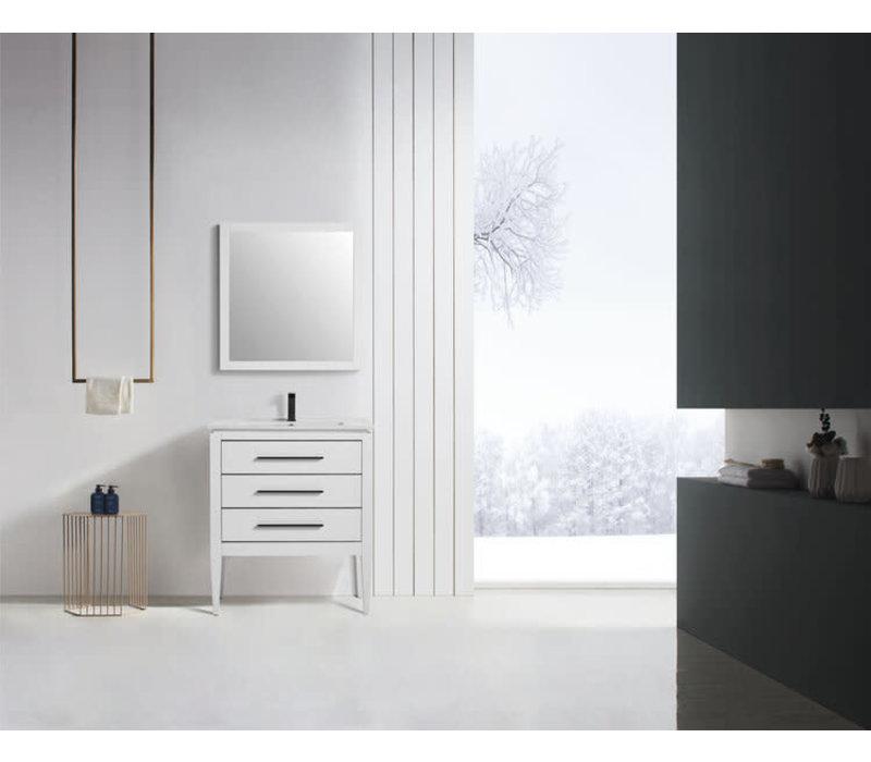 Bagno Italia - LONDON 36 - Vanity + Porcelain Top