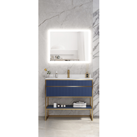 Bagno Italia - GENEVA 30 - Vanity + Quartz Top