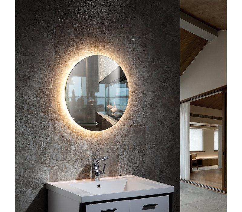 "Eurofase - MIIR - Back-lit LED Mirror - Round - 24"""