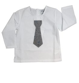 Crew Kids Necktie Top